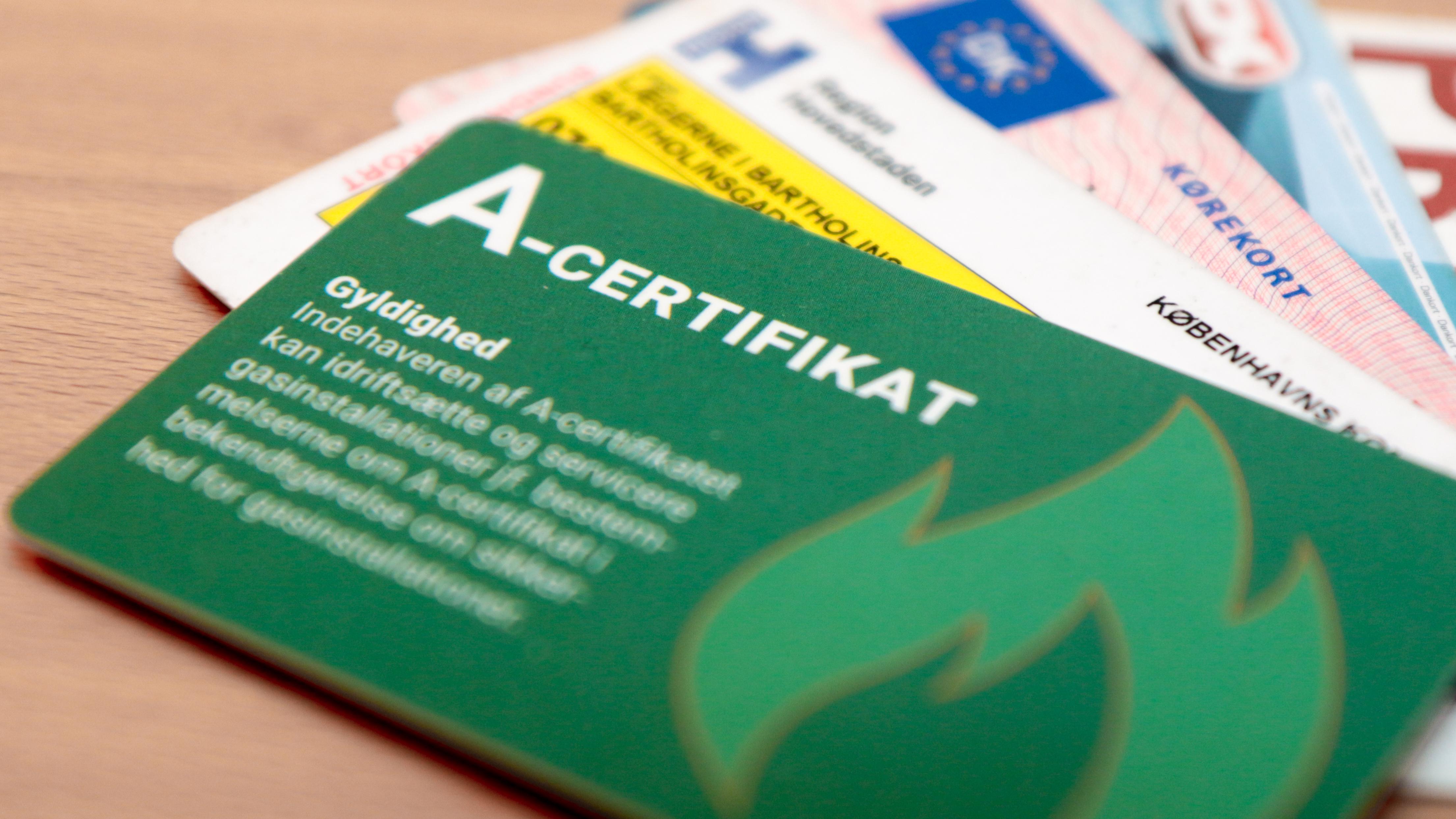 A-certifikatsekretariatet