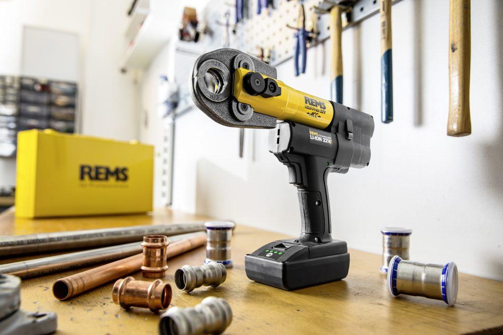 Værktøj fra REMS