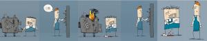 skærmbillede fra video om maskindirektivet