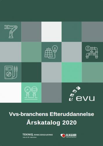 Vvs-branchens efteruddannelse aarskatalog 2020